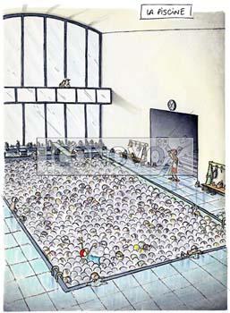 La piscine chalvin 0025 0019 iconovox source d for A la piscine dessin