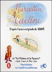 Marcelin Caillou le DVD