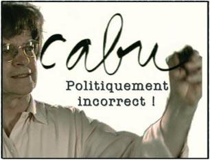 Cabu Politiquement incorrect !
