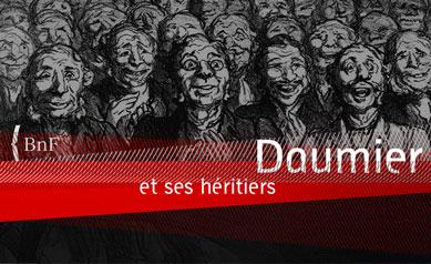 Daumier et ses héritiers - exposition