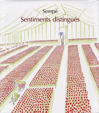 Sempé - Sentiments distingués