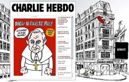 Site Charlie Hebdo