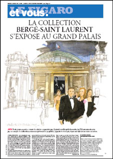 Le Figaro du 20 février 2009