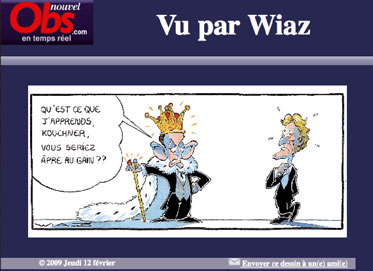 Vu par Wiaz