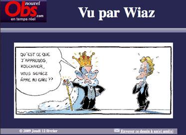 Vu par Wiaz