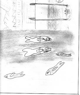 dessin en prison