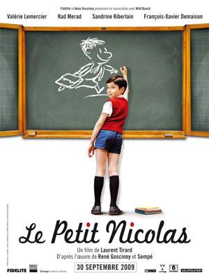 Le petit Nicolas - L'affiche du film