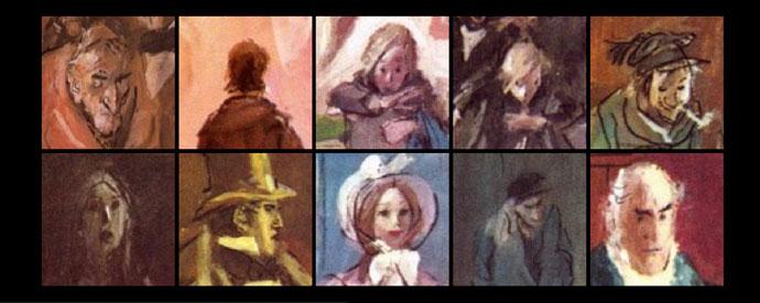 Oliver Twist par Georges Beuville