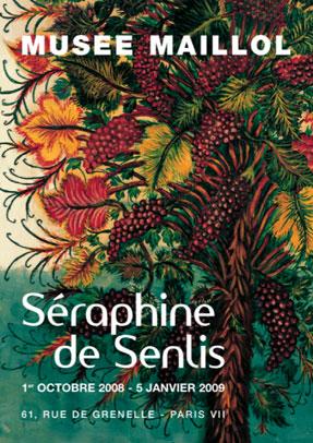 Séraphine de Senis - exposition au Musée Maillol