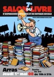 7eme salon du livre - Arras