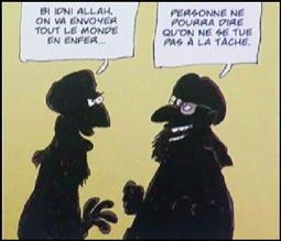 Ben-Laden dévoilé - case