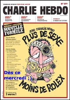 Charlie Hebdo n°899