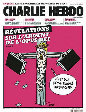 Charlie hebdo n°905
