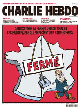 Charlie-hebdo n°910