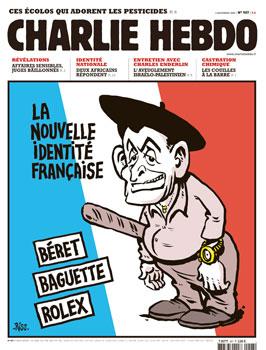 Charlie Hebdo - 907