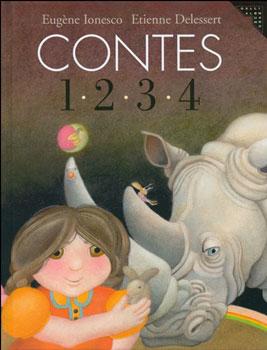 Etienne Delessert - Contes 1.2.3.4