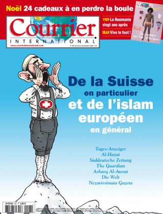 Courrier international N°997