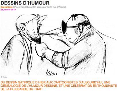 Tetsu - Dessins d'humour