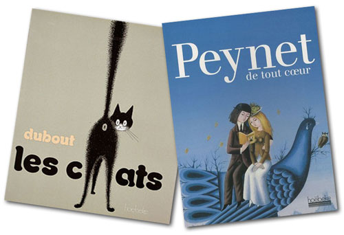 Dubout - Peynet